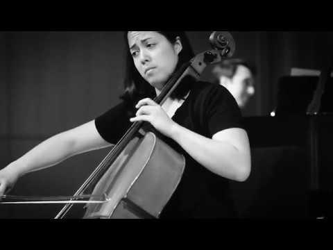 Dvořák -  Silent Woods / Waldesruhe / Klid:  Hannah Collins, cello; Solon Gordon, piano