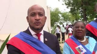 Mayor of Anse a Veau, Nippes, Haiti