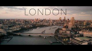 LONDON - DJI Mavic Pro 4K