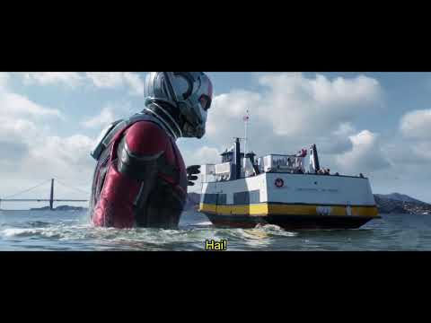 Ant Man & The Wasp  - The Ghost [SUB INDO]