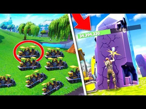 🔴LE FORAGE GEANT a LOOT LAKE arrive! PARTIE PERSO LIVE FORTNITE FR PS4 PC