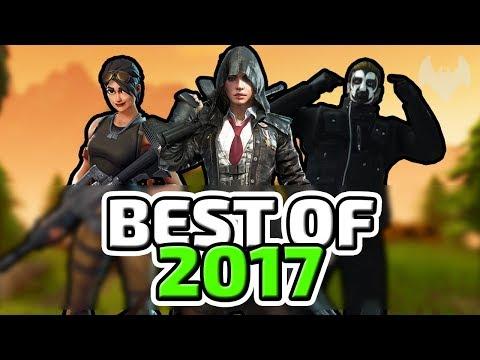 Best of 2017 - ♠ Highlight Video ♠ - Dhalucard