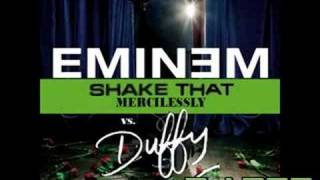 DJ DDB - Shake That Mercilessly (Eminem/Nate Dogg vs. Duffy)