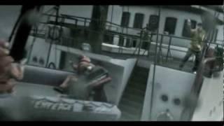 "Gambar cover Greenpeace ""Rainbow Warrior"" (2007) - High Quality."