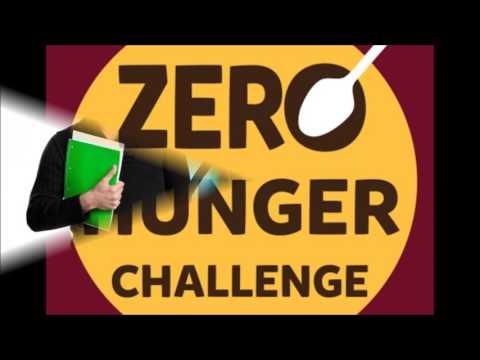 Zero Hunger; Challenge before development