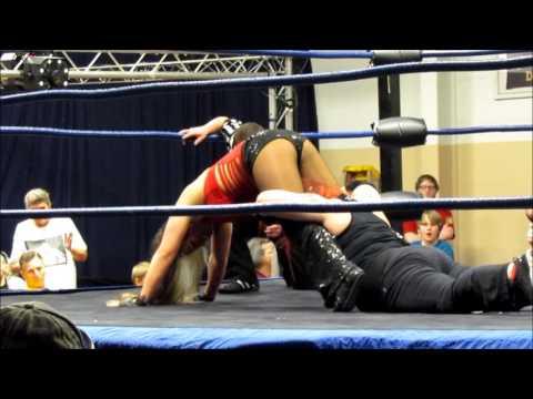 Samantha Starr vs. Kaci Dillon (CWA Pro Wrestling; 4-15-2017)