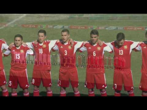 Armenia U19 vs Slovakia U19 Friendly 04.04.2017