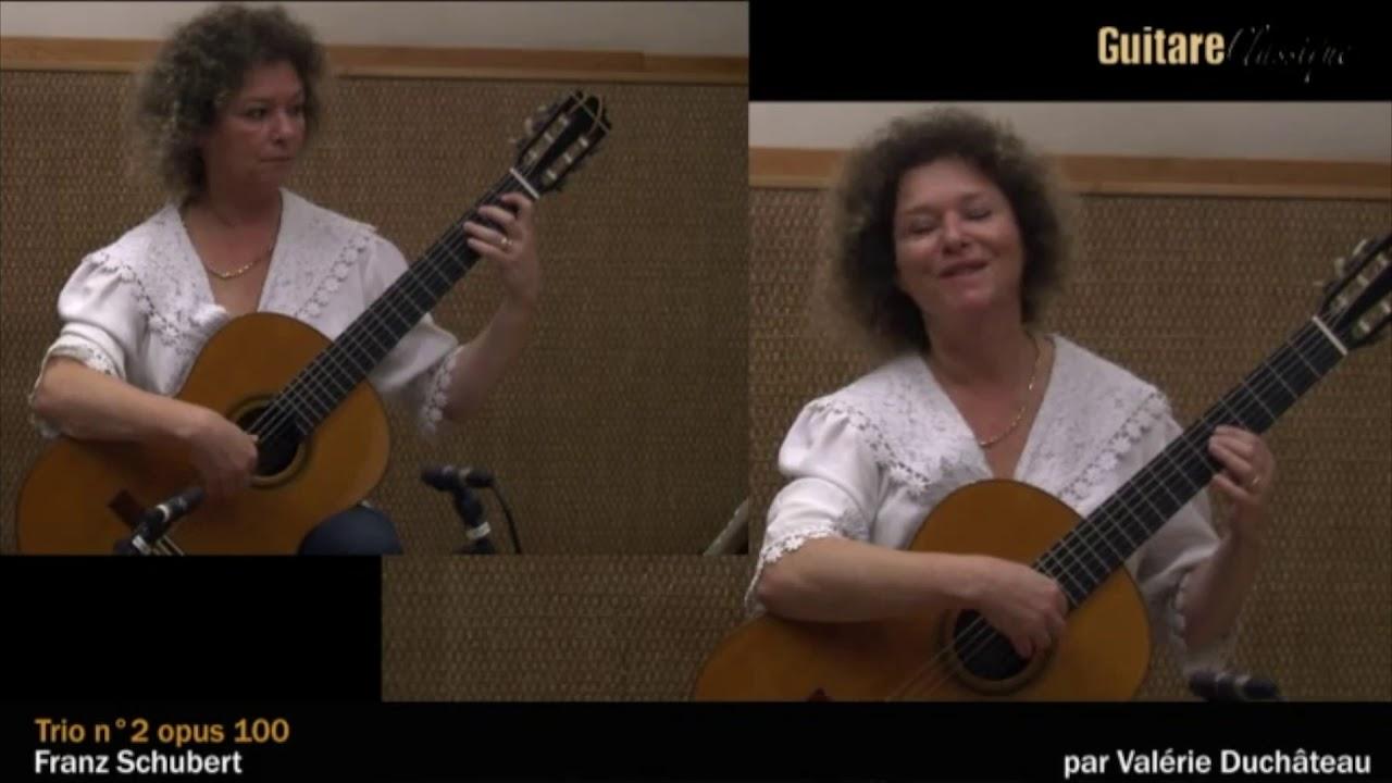 """Download GC#92 - Leçon sur """"Trio no 2 op. 100"""" de Franz Schubert - Par Valérie Duchâteau"""