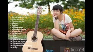 Nhạc trẻ phong cách guitar acoustic