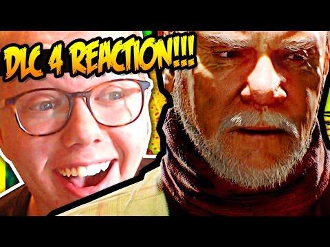 NEW DR MONTY REVELATIONS DLC 4 TRAILER REACTION!!!