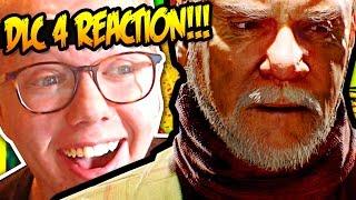REVELATIONS DLC 4 TRAILER REACTION!!!