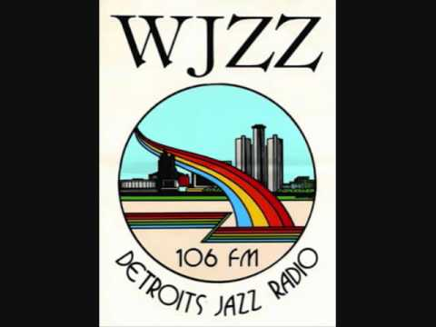 WJZZ Jazz 106 Detroit Mid90s 1B