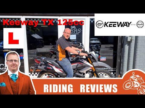 keeway tx 125cc supermoto review