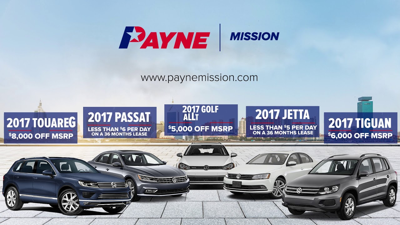 payne motors mission texas