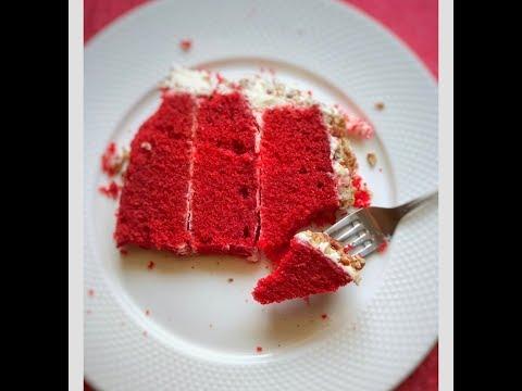 THE BEST RED VELVET CAKE !!! – HOLIDAY RECIPES !!