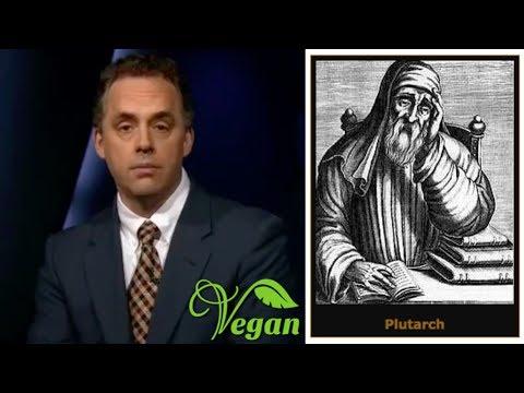 Plutarch vs. Jordan Peterson (vegans have philosophers, too)