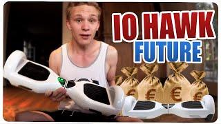IO HAWK, Hoverboard & Monorover? - USA TRIP #7