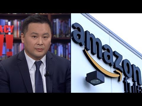 NY Politician: We Need to Block $3 Billion Handout for Amazon & Use Money to Forgive Student Debt