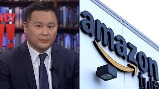 NY Politician: We Need to Block $3 Billion Handout for Amazon & Use Money to Forgive Student Debt