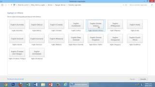 Windows 8 Tips Trucos Secretos  - 42 Cambiar Idioma de la Interfaz de Entrada