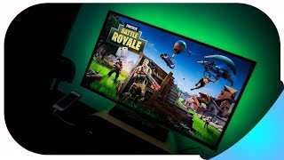 BUILDING THE ULTIMATE EDITING DESK!!! *FORTNITE EDITION* | Hannah Phillips Real