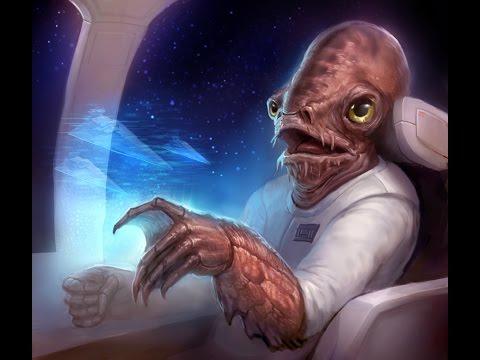 10 Fakten über Admiral Ackbar