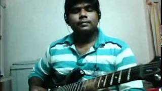 Ram cheran Orange Sydney Nagaram on Guitar By aswaninadh