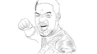 Speed Art - Will Smith (Esboço)
