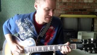10 Great Rock Guitar Riffs 1970's