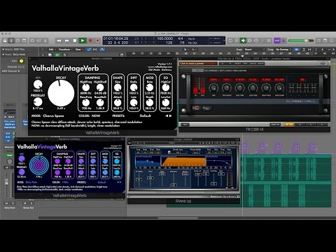 Mixing Like A Pro - Vocal Reverb (Hip Hop)