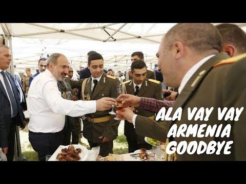 Fikrət Gündüz - Ala Vay Vay Armenia Goodbye | Ала Вай Вай Армения до свидания