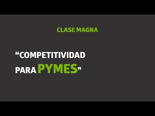 Competitividad para PyMES   UTEL Universidad