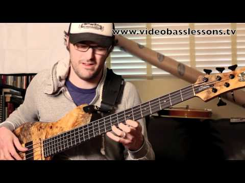 Download Youtube: The new Fodera Janek Gwizdala Signature Model bass made in Brooklyn New York