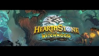 The Witchwood.  Hearthstone ClockLock  controle warlock s51.