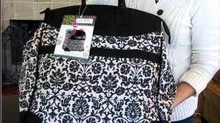Review & Tutorial: Traveling With Yarn