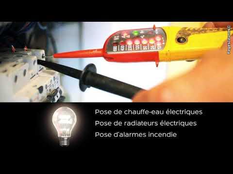 Entreprise Wiamont, électricité générale en Seine-et-Marne.