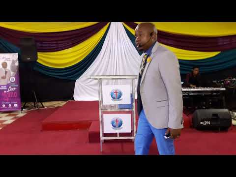 Pst. P Ntlatywa Wherever You Set Foot Part 1