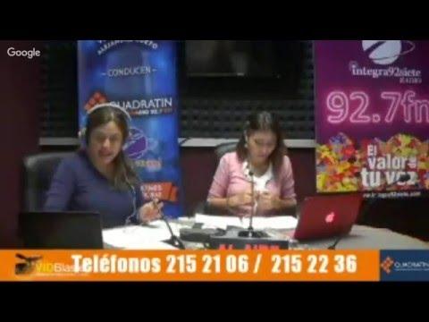 Quadratin Radio 8 Enero 2016