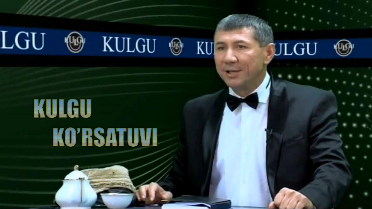 Kulgu ko'rsatuvi | Кулгу курсатуви (haviy ko'rsatuv) to'liq