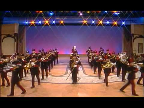 Royal Artillery Alanbrooke Band - It's a Long Way to Tipperary 1986