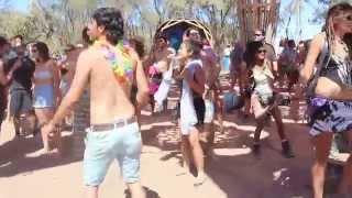 Maitreya Festival 2015, Day Din - Mr Trumpet (DJ Wasabi)