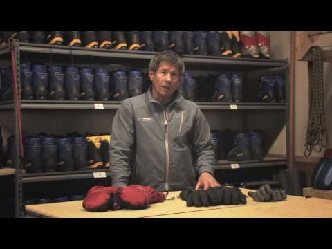 Outdoor Research: Glove Choices With Phil Ershler