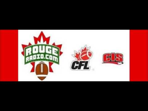 Rouge Radio with Tiger-Cats LB Simoni Lawrence and CIS talk with SportsEh