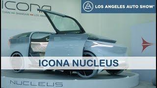 LA Auto Show   Icona Nucleus   2018 LA Auto Show   #LAAutoShow
