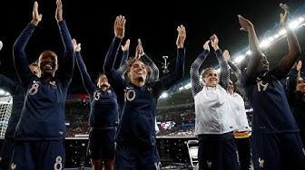 """Frankreich gewinnt WM-Eröffnungsspiel: """"45.000 Menschen im Stadion, gigantisch"""""""