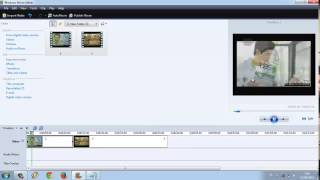 cara menggabungkan video menggunakan windows movie maker