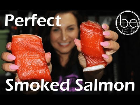 HOW TO MAKE THE PERFECT SMOKED SALMON
