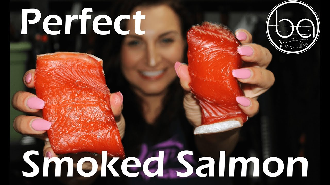 Download HOW TO MAKE THE PERFECT SMOKED SALMON