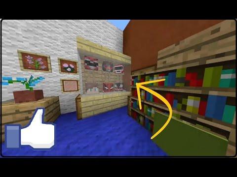 Minecraft How To Make Toy Display Shelf 1 11 2