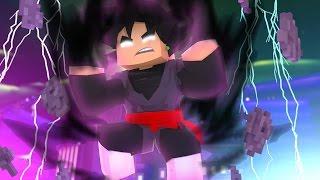 Minecraft: DRAGON BLOCK C SUPER - GOKU BLACK ‹ Frango ›